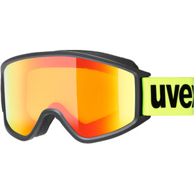 UVEX g.gl 3000 CV Gafas, black mat/Colorvision orange storm